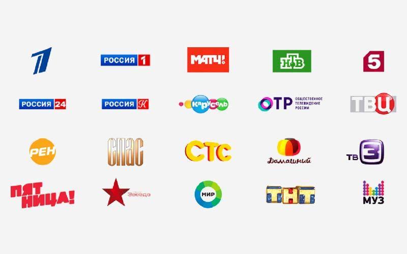 Список аналоговых каналов
