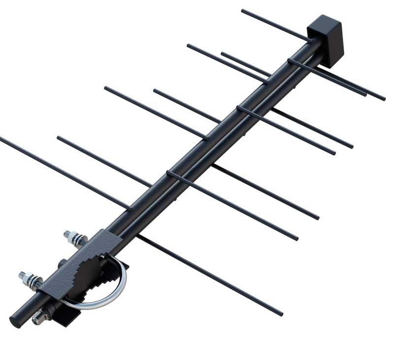 Внешняя ДМВ-антенна