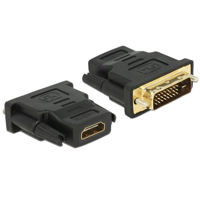 Переходник с HDMI на DVI