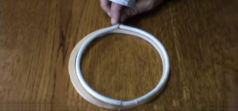 Антенна из кабеля - шаг 7