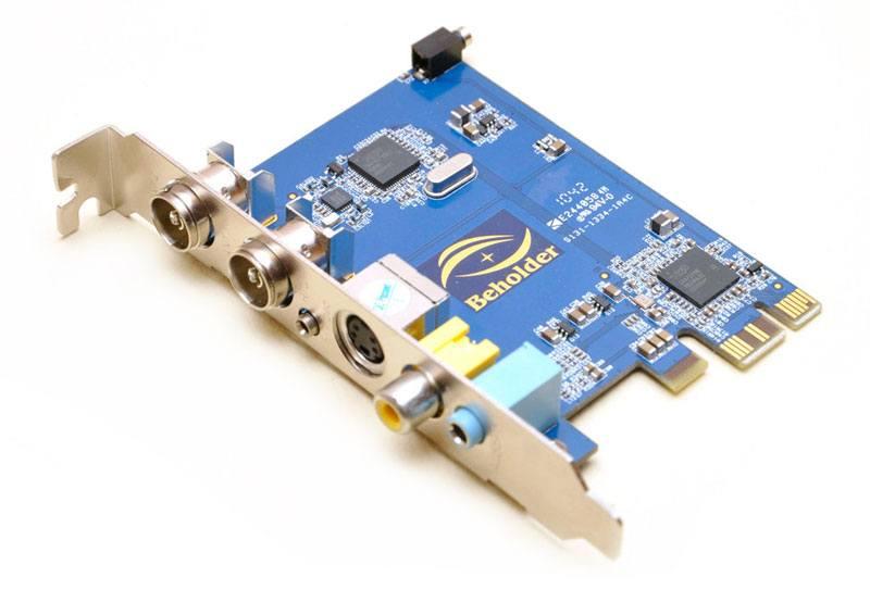 DVB-T2 тюнер PCI