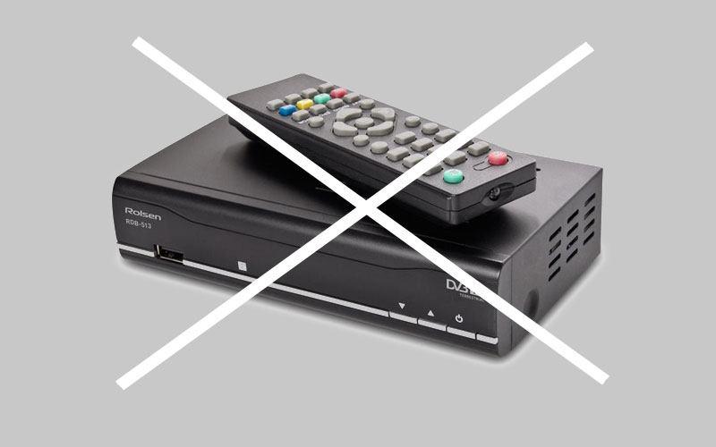 Сколько каналов в цифровом телевидении DVB T2 в 2019 году