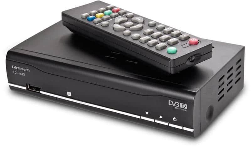 Цифровой ТВ-ресивер