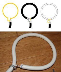 Антенна из простого кабеля