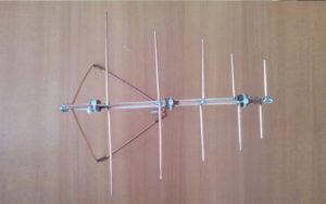 Самодельная логопериодическая антенна - 2