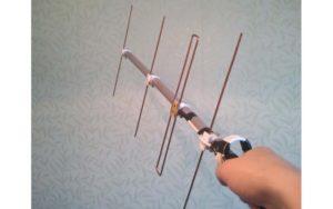 Самодельная логопериодическая антенна - 8