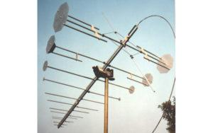 Самодельная логопериодическая антенна - 5