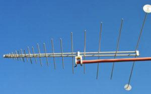 Самодельная логопериодическая антенна - 3