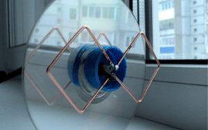 Антенна биквадрат - 1